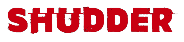 Logo for Shudder a streaming video subscription service for horror fans