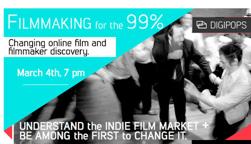 Filmmaking for the 99% a film festival workshop for short filmmakers at the University Film and Video Association conference in 2015.