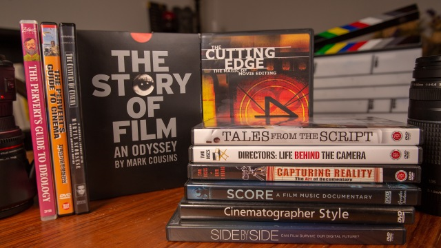 Documentaries about filmmaking and the history of film